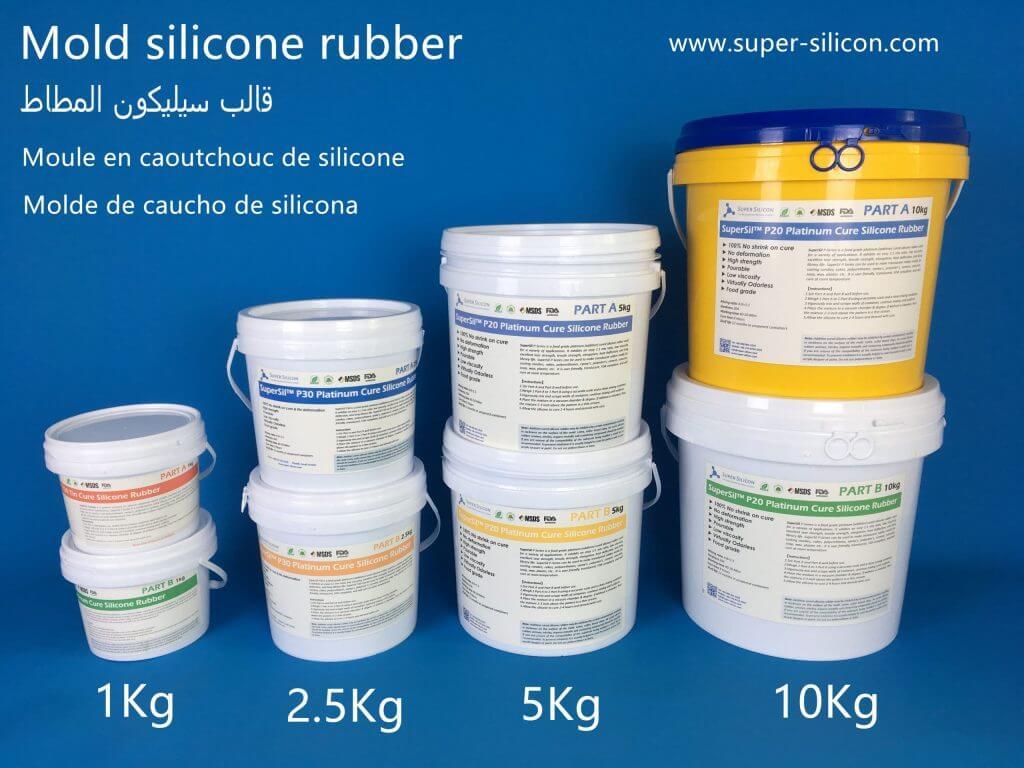 SuperSil™ Platinum Cure Silicone