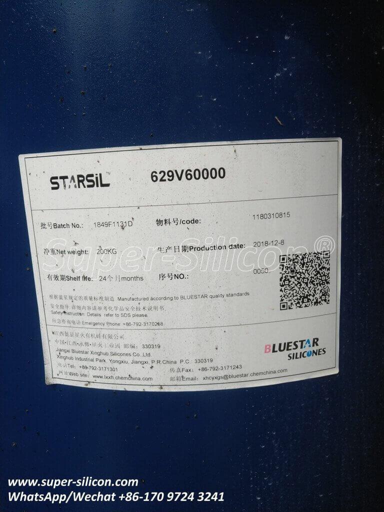 SuperSil RTV silicone 1