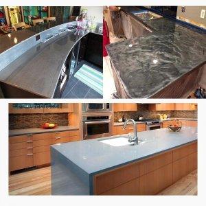 Amazing Resin Clear Epoxy Countertop Kits for Stone Coat Epoxy Resin