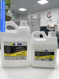 Crystal clear epoxy resin 171